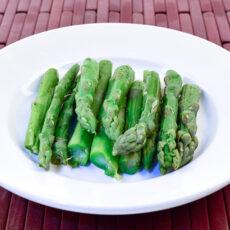 Healthy Course - Asparagus