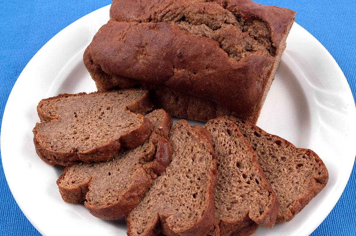 Healthy Course - Protein Banana Bread
