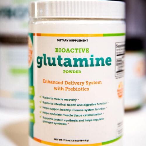 Healthy Course Supplements - BioActive Glutamine